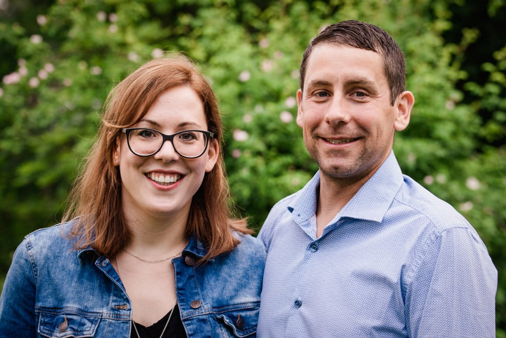 Tirza & Bernhard Fischer